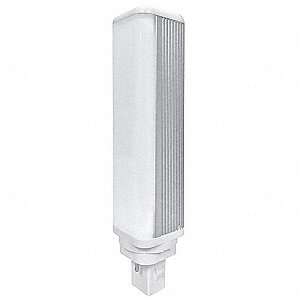 ge lighting 11 0 watts led lamp pl horizontal 2 pin g24d 1 1050 lumens 4000k bulb color. Black Bedroom Furniture Sets. Home Design Ideas
