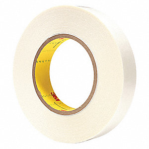 Filament Tape,Polyester,Clear,PK24