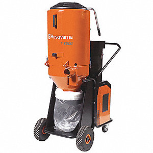 Dust Extractor, Electric, 10.1 Motor HP