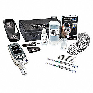 Soluble Salt Tester Kit,250 Stored