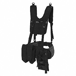 Riot Harness,Nylon,Molle Mount