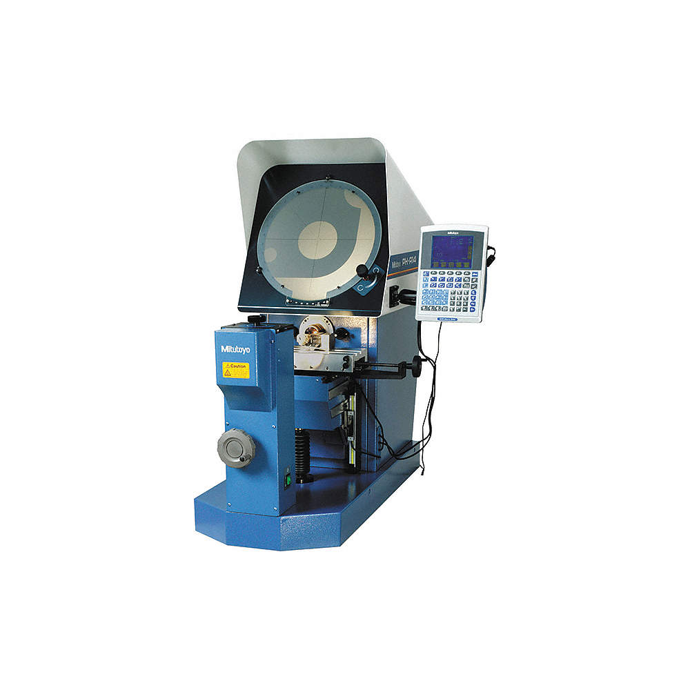 Horizontal Optical Comparator, For Use With Profile , PH-A14, Thread Pitch  Measurements