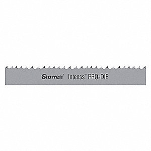 "Band Saw Blade,7 ft. 6"" L,1/2"" W"