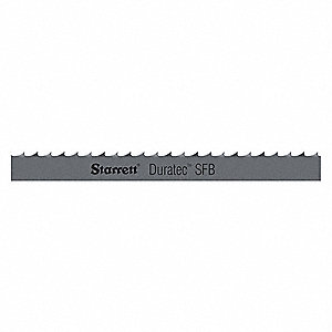 "Band Saw Blade,9 ft. 3"" L,1/2"" W"