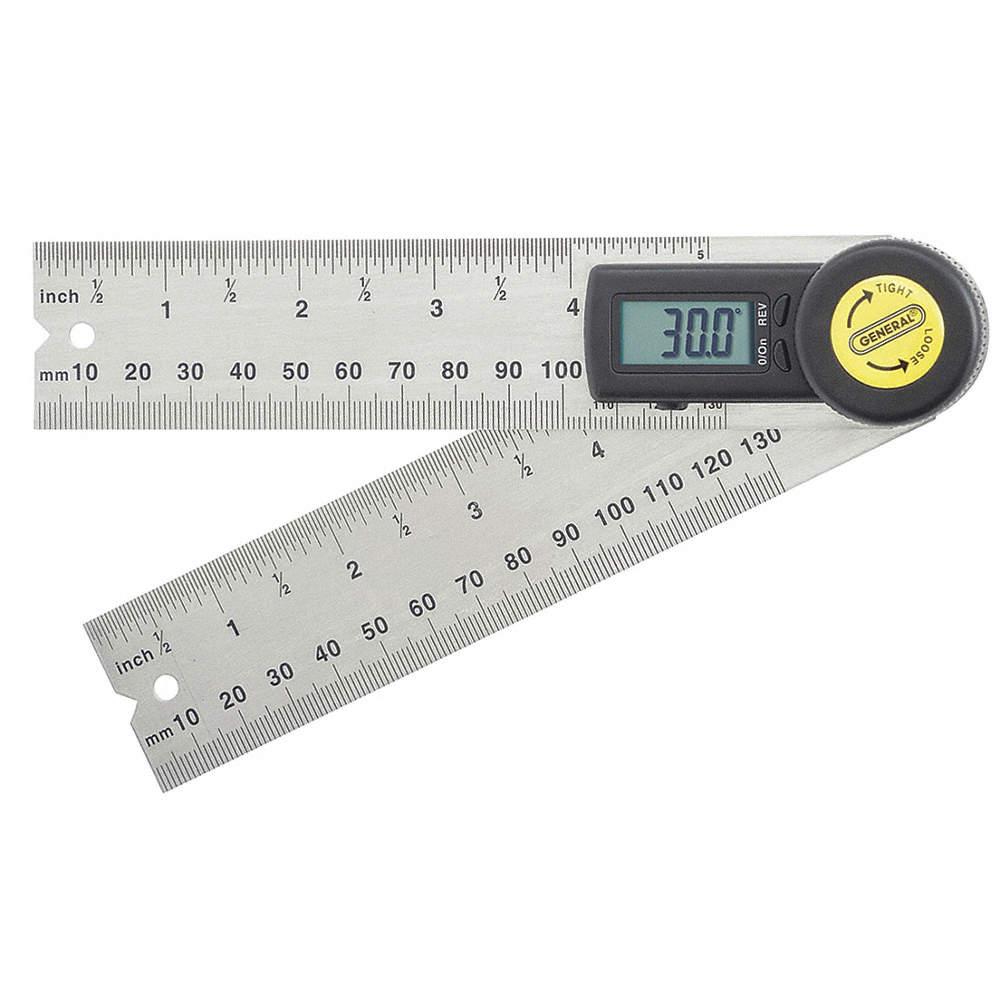 Digital Angle Finder >> Digital Angle Finder 5 Size Lcd