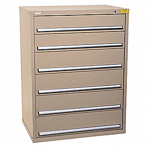 "Drawer Cabinet, 60"" Overall Height"