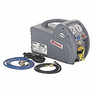 Refrigerant Recovery Machine,2-Port Type