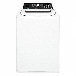 White Top Load Washer, Residential