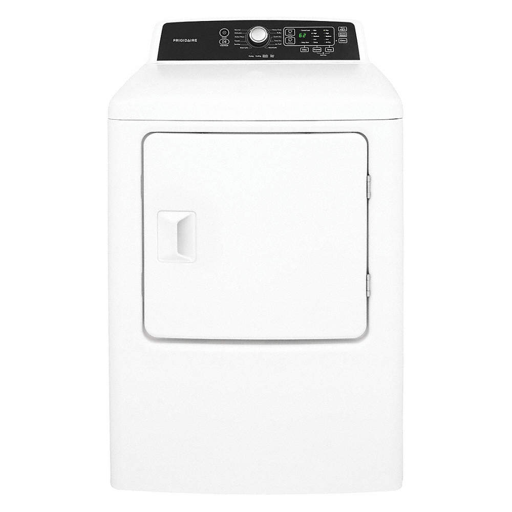 Frigidaire Electric Dryer 40 Cu Ft White Width 27 Height 42 Wire And 4wire Cord Installation Clothes Zoom Out Reset Put Photo At Full Then Double Click