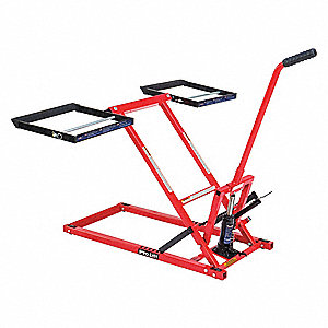 Lawn Mower Lift,300 lb. Lifting Capacity