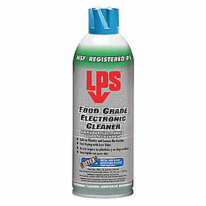Electrical Parts Cleaner,Size 16 oz.