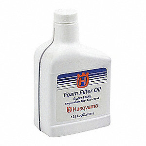 Foam Filter Oil, For Use With Mfr. No. 967290801