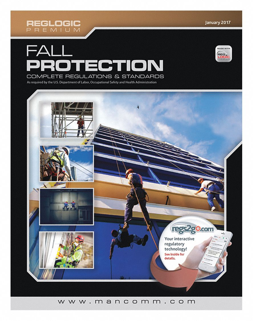 Code Book,  Other,  Fall Protection: Complete OSHA Regulations,  31st. Book Edition,  Paperback