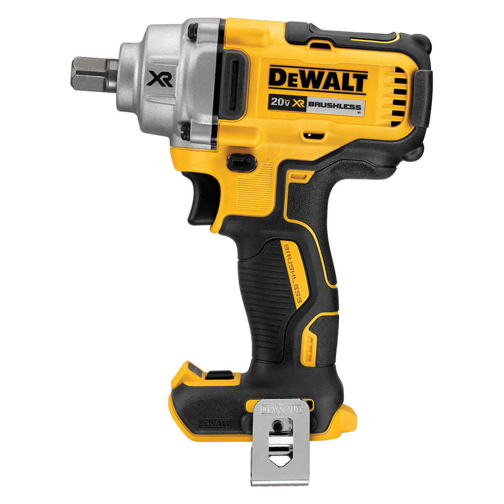 1 2 Cordless Impact >> 1 2 Cordless Impact Wrench 20 0 Voltage 330 Ft Lb Max Torque Bare Tool