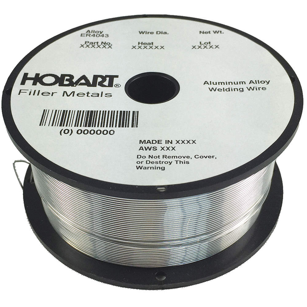 HOBART 1 lb. Aluminum Box MIG Welding Wire with 0.035\