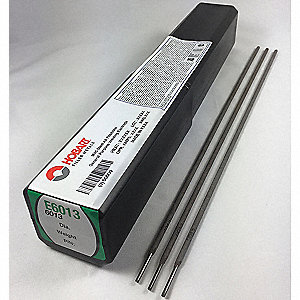 "14-1/2"" Carbon Steel Box Stick Electrode with 3/32"" Dia. and E6013 AWS Classification"