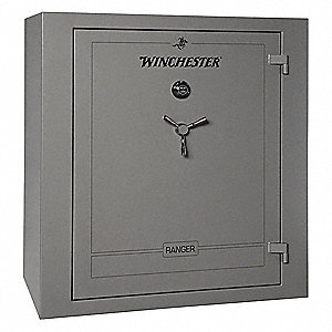 54 cu. ft. Gun Safe, 908 lb. Net Weight, 60 min. Fire Rating, Electronic Lock Style