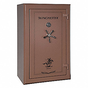 33 cu. ft. Gun Safe, 1048 lb. Net Weight, 2 hr. Fire Rating, Combination Dial Lock Style