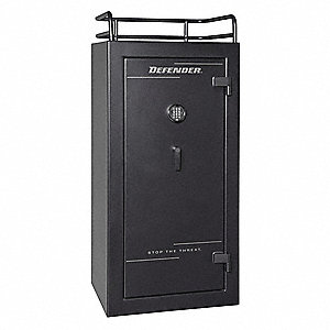 25 cu. ft. Gun Safe, 644 lb. Net Weight, 60 min. Fire Rating, Electronic Lock Style