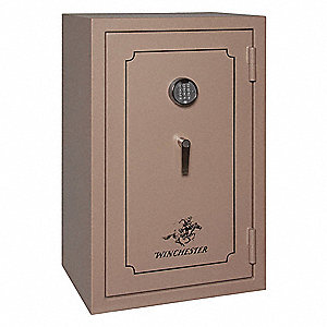 Office Safe, Sandstone, 346 lb. Weight