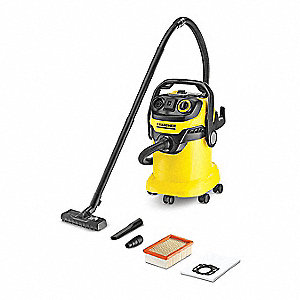 6-1/2 gal. WD 2-1/2 Wet/Dry Vacuum, 15 Amps, Standard Filter Type