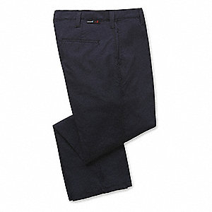 "Navy Pants, GlenGuard®, Fits Waist Size: 31"", 32"" Inseam, 9.5 cal./cm2 ATPV Rating"