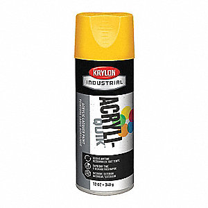 Acryli-Quik Spray Paint in Gloss True Blue for Metal, Steel, Wood, 12 oz.