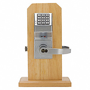 Access Control Keypad,Satin Chrome