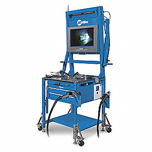 480 lb. GMAW, GMAW-S,GMAW-P, FCAW-G Welding Training System; For LiveArc Software