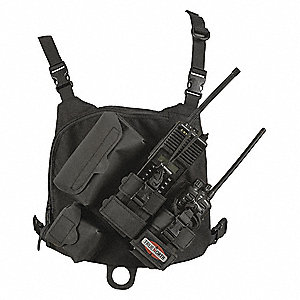 Dual Radio Chest Harness, Carry Accessory