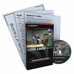 DVD,Equipment/Tool Safety,14 min.