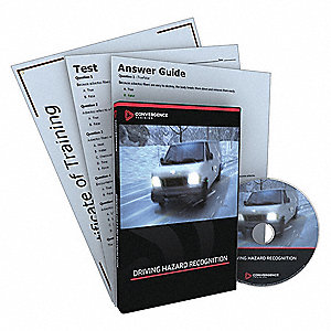 DVD,Driving Safety,7 min.