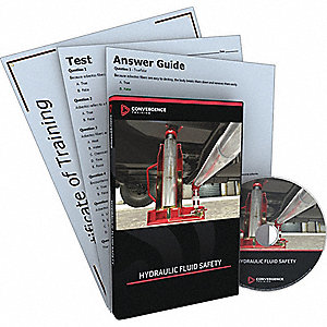 DVD,Equipment/Tool Safety,17 min.