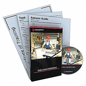 DVD,Equipment/Tool Safety,13 min.