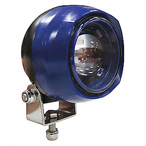 Forklift Arrow Light, 2600 lm, Round, Blue