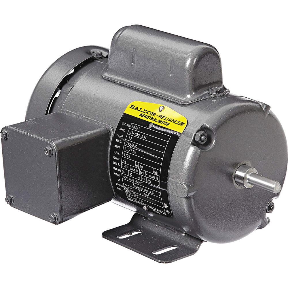 baldor single phase wiring diagram start cap baldor electric 1 8 hp general purpose motor capacitor start run  baldor electric 1 8 hp general purpose