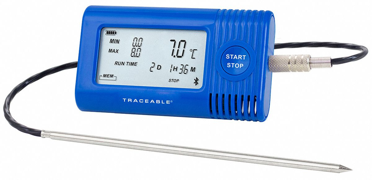 Data Logger, Wireless Interface
