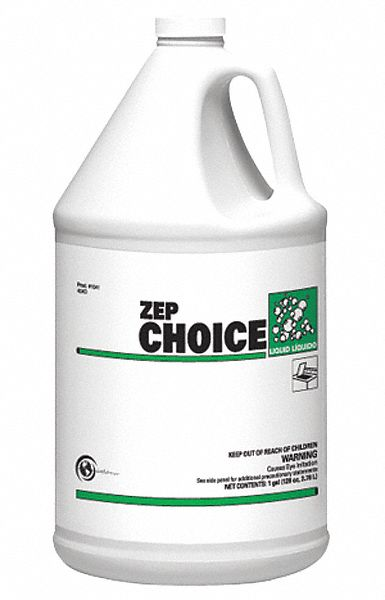 Zep Laundry Soap And Fabric Care