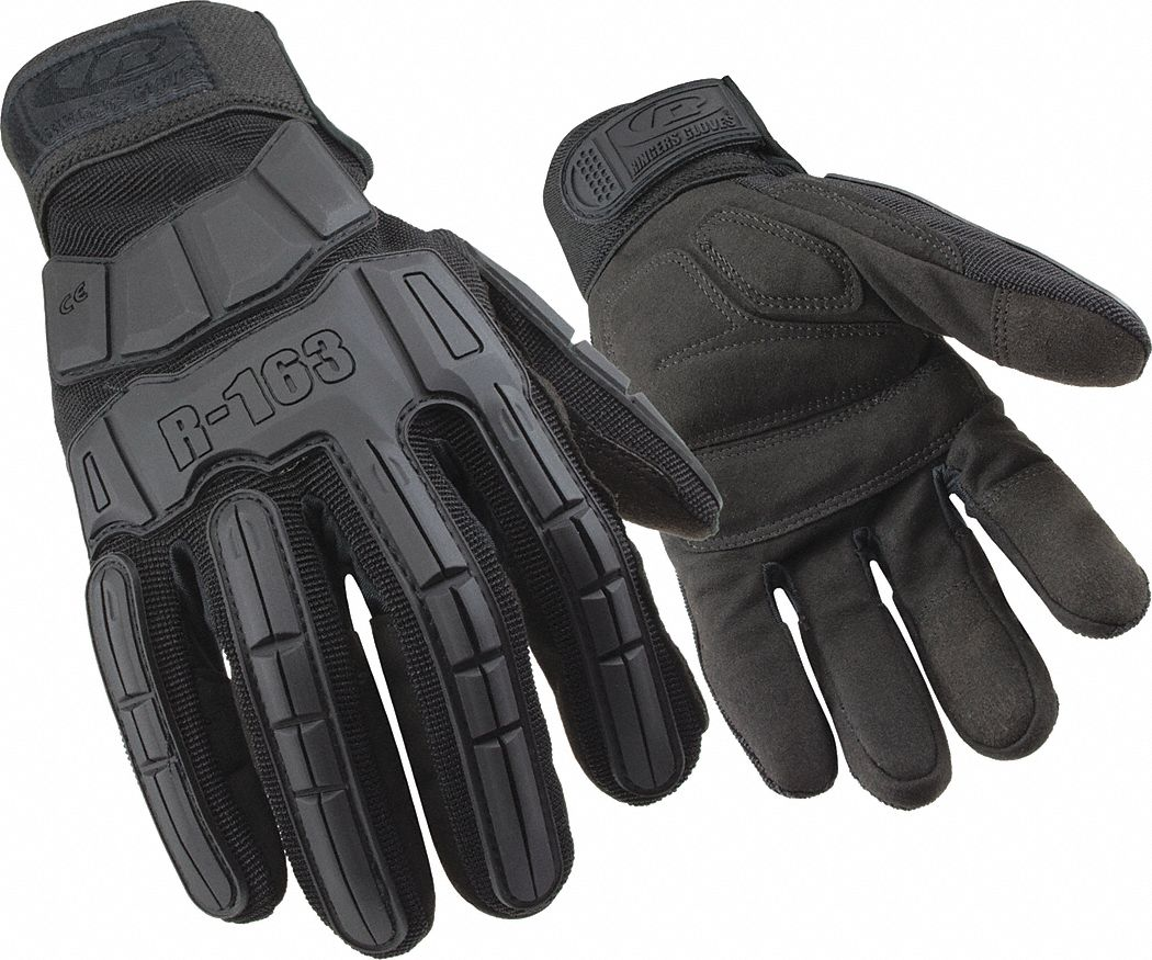 Mechanics Gloves,  L,  Mechanics,  1 PR