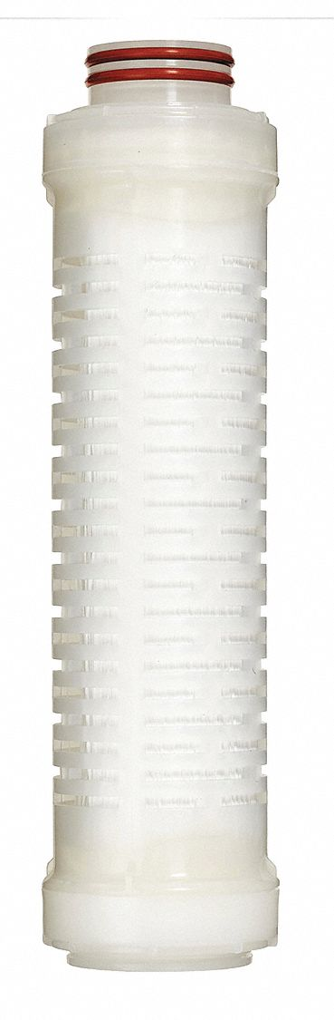 Inline Water Filter; For Use With Ice Machines