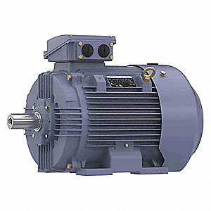 40 HP Metric Motor,3-Phase,3565 Nameplate RPM,230/460 Voltage,Frame 200L