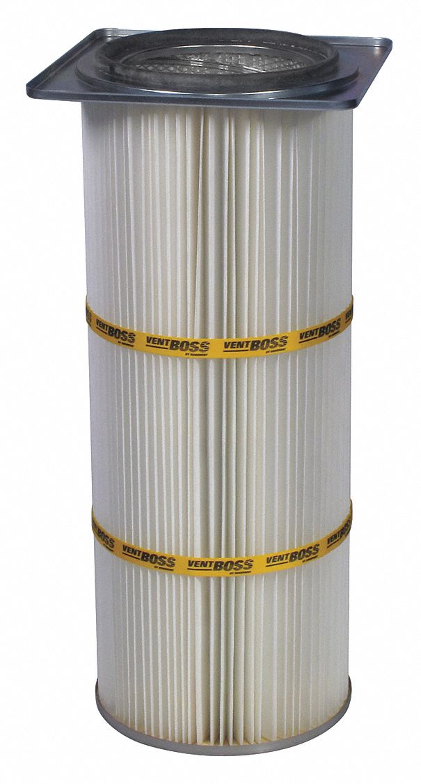 Cartridge Filter; For Use With VentBoss S300 Series
