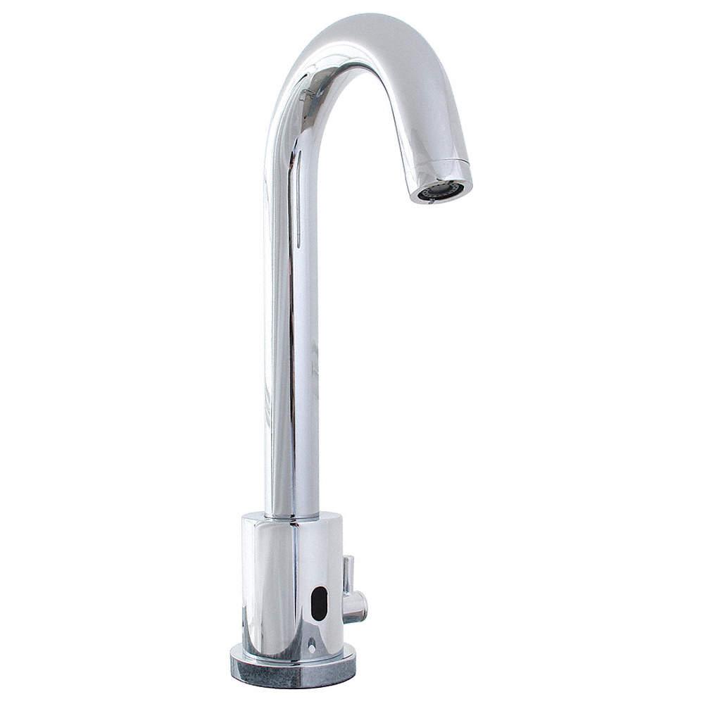 Sensorflo Gooseneck Bathroom Faucet