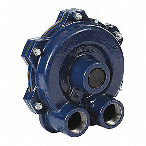 Cast Iron Impeller Turbine Spray Pump, 1-1/2 F Inlet/Outlet NPT (In.)
