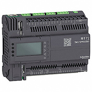 Programmable Relay, 24VAC, 20 to 38VDC Input Voltage, 0.5, 1.0, 3.0 Amps, Analog, Relay Output Type