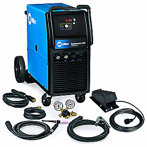 TIG Welder, Syncrowave 210 Series, Welder Max. Output Amps: 210, Welder Industrial Class: Light