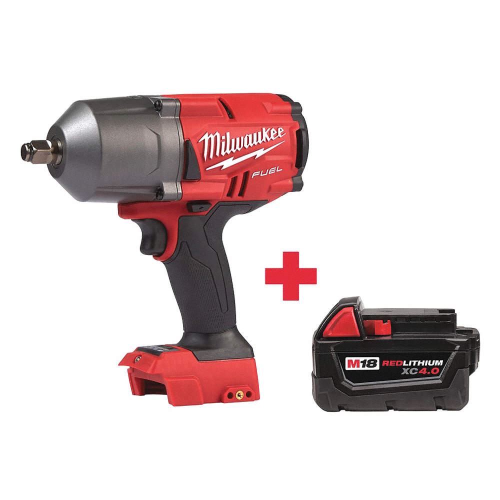 1 2 Cordless Impact >> 1 2 Cordless Impact Wrench 18 0 Voltage 1400 Ft Lb Max Torque Battery Included