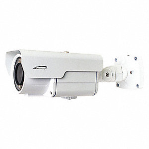 License Plate Camera, Type Color, 12VDC
