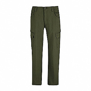 "Women's Tactical Pants. Size: 6, Inseam: 37"", Olive"