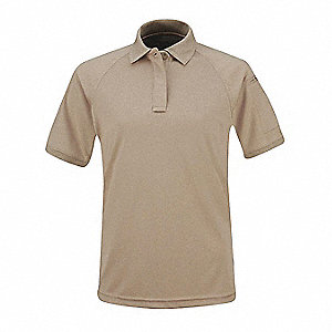 Tactical Polo, 3XL, Light Blue